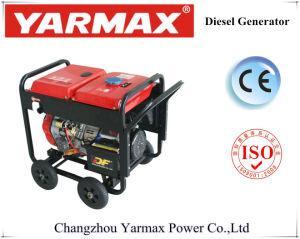 Tipo di blocco per grafici portatile generatore del diesel