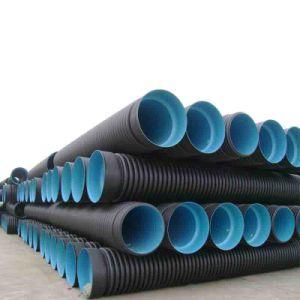 Tubo e montaggi del PE per il progetto di ingegneria dell'Arabia Saudita
