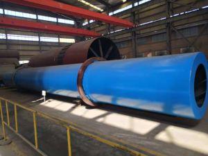 冶金学の機械装置石灰回転式ドラム炉