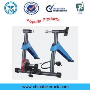 El ciclo magnético plegable entrenador para bicicleta de montaña