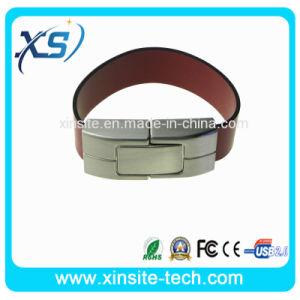 Кожаный чехол для изготовителей оборудования Promation флэш-накопитель USB 4 ГБ 8 ГБ 16ГБ 32ГБ (XST-U046)