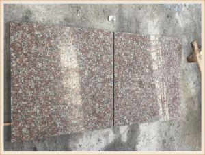 低価格の中国の製造業者G687の花こう岩(モモの赤いカラー)