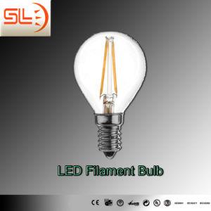 4W E14 Luz da lâmpada LED com marcação EMC