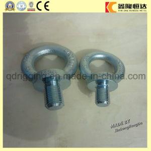 Oeil à queue filetée et noix de l'acier inoxydable 316