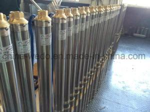 4SD8/9高品質の浸水許容の深い井戸の水ポンプ