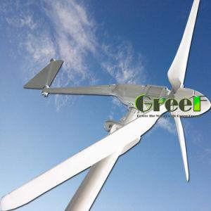 Un régime faible, faible vitesse du vent de démarrage 1000W Turbine éolienne à axe horizontal