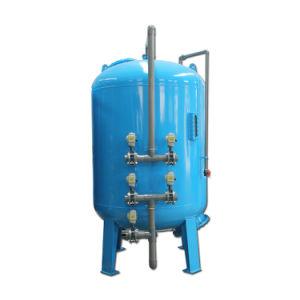 マルチ媒体の産業砂水フィルター