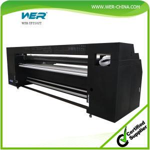 1.8m Textile Sublimation Printer con Dryer