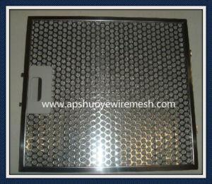 O alumínio/ cozinha de aço inoxidável Gama Escape Filtros do Capô