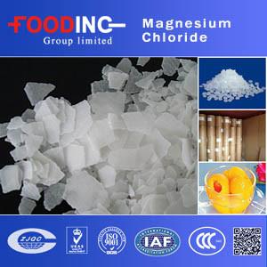 Vochtvrije het Chloride Van uitstekende kwaliteit van het Magnesium van de Levering van de fabrikant