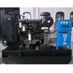 160KW/200kVA de tipo abierto grupo electrógeno con motor Perkins