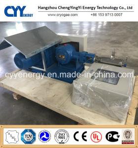 Cyyp 71 Uninterrupted Service Large Flow und High Pressure LNG Liquid Oxygen Nitrogen Argon Multiseriate Piston Pump