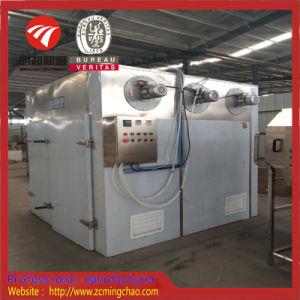 Aço inoxidável equipamento de secagem de frutos de ar quente