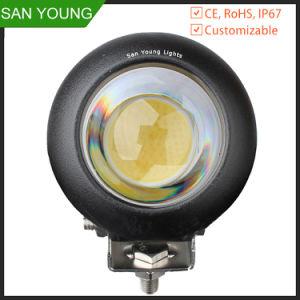 25W ESPIGA CREE LED OFF Road Visão da luz de condução LED automóvel X