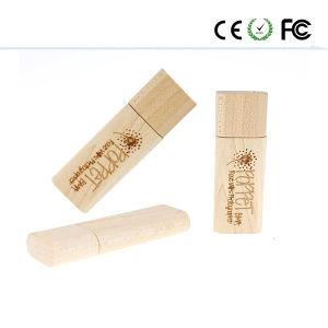 Классическая деревянная 2.0 USB флэш-памяти Memory Stick™ Привод пера