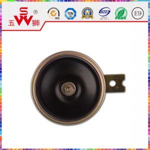 115dB черный диск электрический звуковой сигнал автоматической подачи звукового сигнала