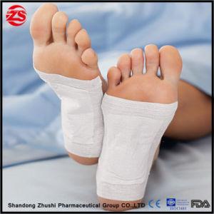 Patch de pé de desintoxicação de cuidados de saúde com alta qualidade