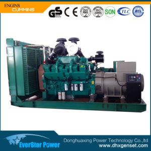 800kw Groupe électrogène diesel Cummins avec le moteur Kta38-G5