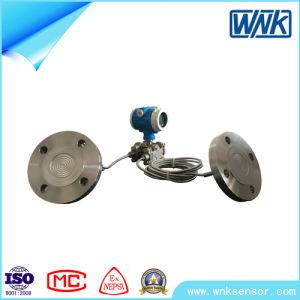 Transmissor de pressão diferencial selado remoto com protocolo HART