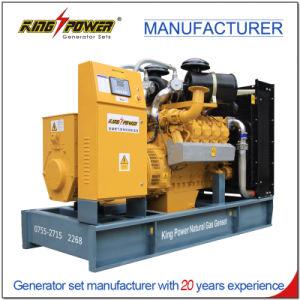 Le gaz naturel puissant de 250kVA moteur avec de la consommation d'huile inférieur