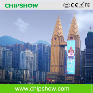 Chipshow Ad16 pleine couleur Affichage LED de la publicité extérieure