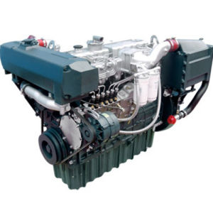 容器のための高い燃料効率海洋エンジン