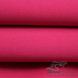 75D 290t Wasser u. Wind-Beständige im Freien Sportkleidung-unten Umhüllung gesponnenes Satin-Jacquardwebstuhl-Polyester-Rohseide-Gewebe 100% (E150)