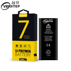 Batería del teléfono móvil de alta capacidad para el iPhone 4S 5 6 5s 6s 6p 7 8 7P 8p x