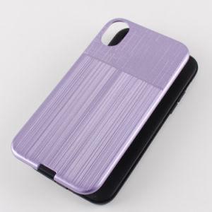 Fabricant de téléphone mobile en vrac de couvrir le cas pour l'iPhone Xs Max XR X cas