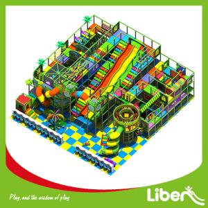 ASTM aprovou as crianças barato comercial equipamentos de playground coberto