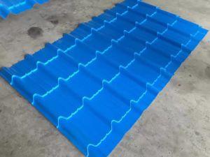 Botou galvanisé feuille de tôle de toit de la machine de toiture Making Machine