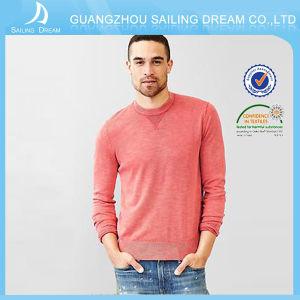Il Nepal Round Neck Soft 100% Casual Cashmere Sweater per Man