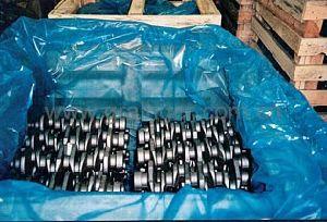 La Vci película de plástico para el acero y hierro