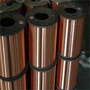 Cabo Eléctrico de arame de aço revestido de cobre do CCS para fio de queda de Telefone para fio de distribuição