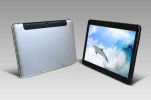 10,1 polegadas de alta qualidade chamada de 3G/GPS/Bluetooth Tablet PC com porta HDMI, a Mtk8382 Quad Core 1080*800 IPS G+G Instrumentos, OEM/Serviço ODM