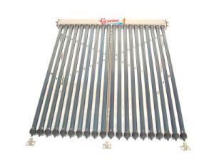 2016 Populares tipo colector solar do tubo em U