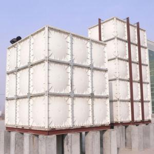 Le PRF/GRP SMC le sapin de citernes à eau conteneur de stockage de l'eau réservoir d'eau