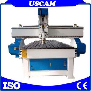 Uscam1325 CNCのルーターの彫版機械for 合板、柔らかい木、堅い木、MDFのアクリルChipboard