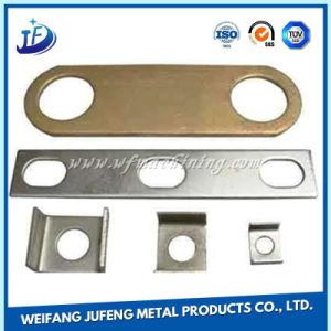 Kundenspezifischer Blech-Stahl, der Computer-Teile mit Lochen/Schweißens-Prozess stempelt