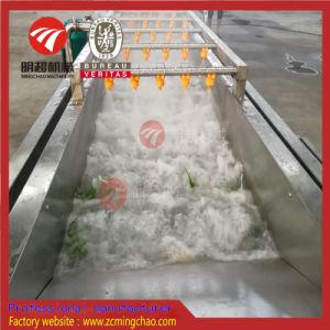 Machine de nettoyage automatique de bulle d'air Fruits / Légumes Machine à laver