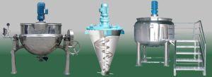 洗剤のための熱い販売50-5000L混合タンク