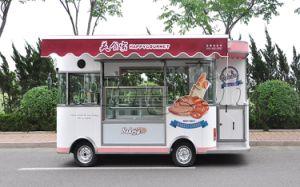 Mobiler Nahrungsmittelschlußteil und Nahrungsmittel-LKW für Verkauf