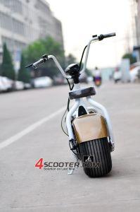 Grande roue classique 800W Ville Coco Scooter électrique