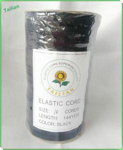 Les cordons de haute qualité 10 Cordon élastique noir