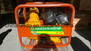Bomba de agua eléctrico portátil para uso industrial (4pulg.)