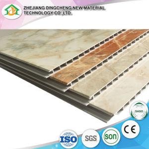 2018 최신 인기 상품 Decoration Panel De PVC Heavy 강한 천장 PVC 위원회 벽면 DC-04