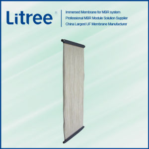 Membrane de Litere purificateur d'eau MBR à fibres creuses pour le traitement de l'eau