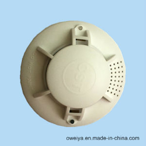 광전자적인 9V Security Alarm Smoke Detector