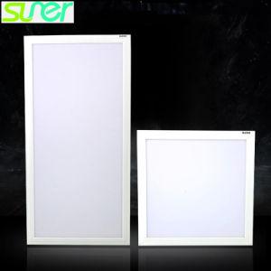 Encastré Lampe Chaud 36w 3000k Plafond Blanc Voyant Slim Panneau De À Led 600x600mm yvI6bYf7g