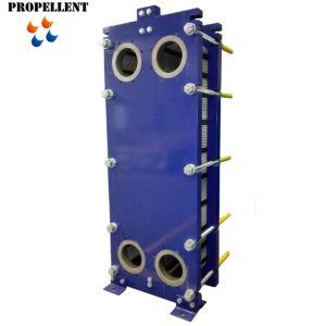 Scambiatore di calore per lo scambiatore di calore d'acciaio del piatto di industria di prodotto chimico alimentare dello zucchero del gas di olio del documento dell'acqua